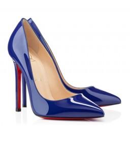 Blue Stiletto Heels | Tsaa Heel